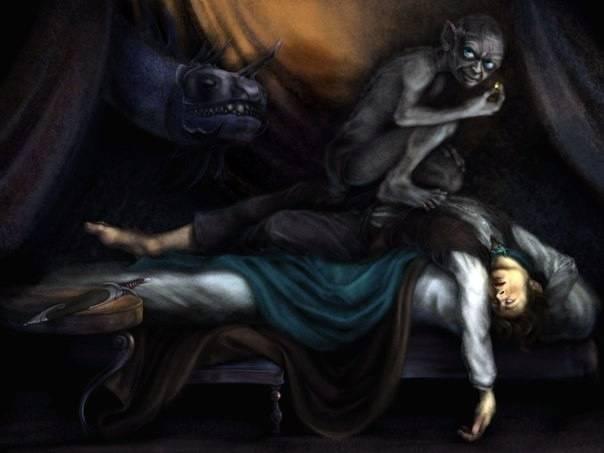 Сонный паралич - что это, причины возникновения и опасен ли он