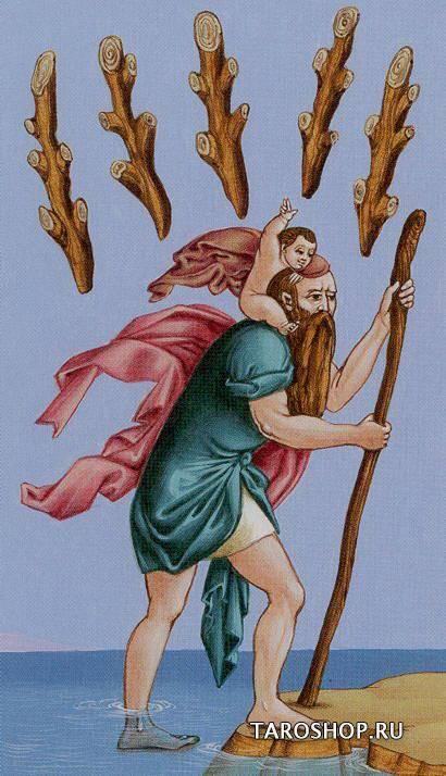 Обзор колоды таро брейгеля