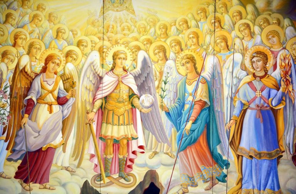 Чем отличаются ангелы от архангелов — нло мир интернет — журнал об нло