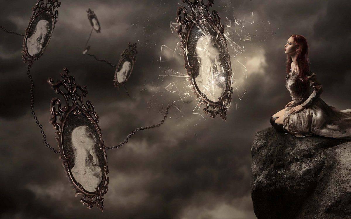 Магия зеркал. где лучше ставить и как чистить зеркала?