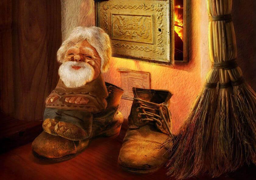 Домовой в доме и квартире: как определить, задобрить и подружиться