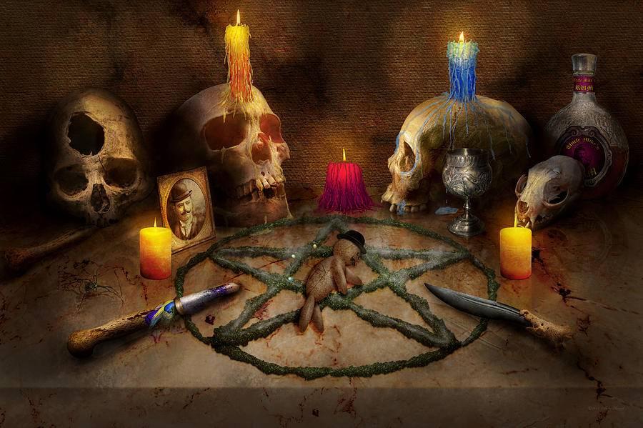 Магия вуду в домашних условиях. тайны магии вуду. защита от магии вуду. последствия черной магии вуду