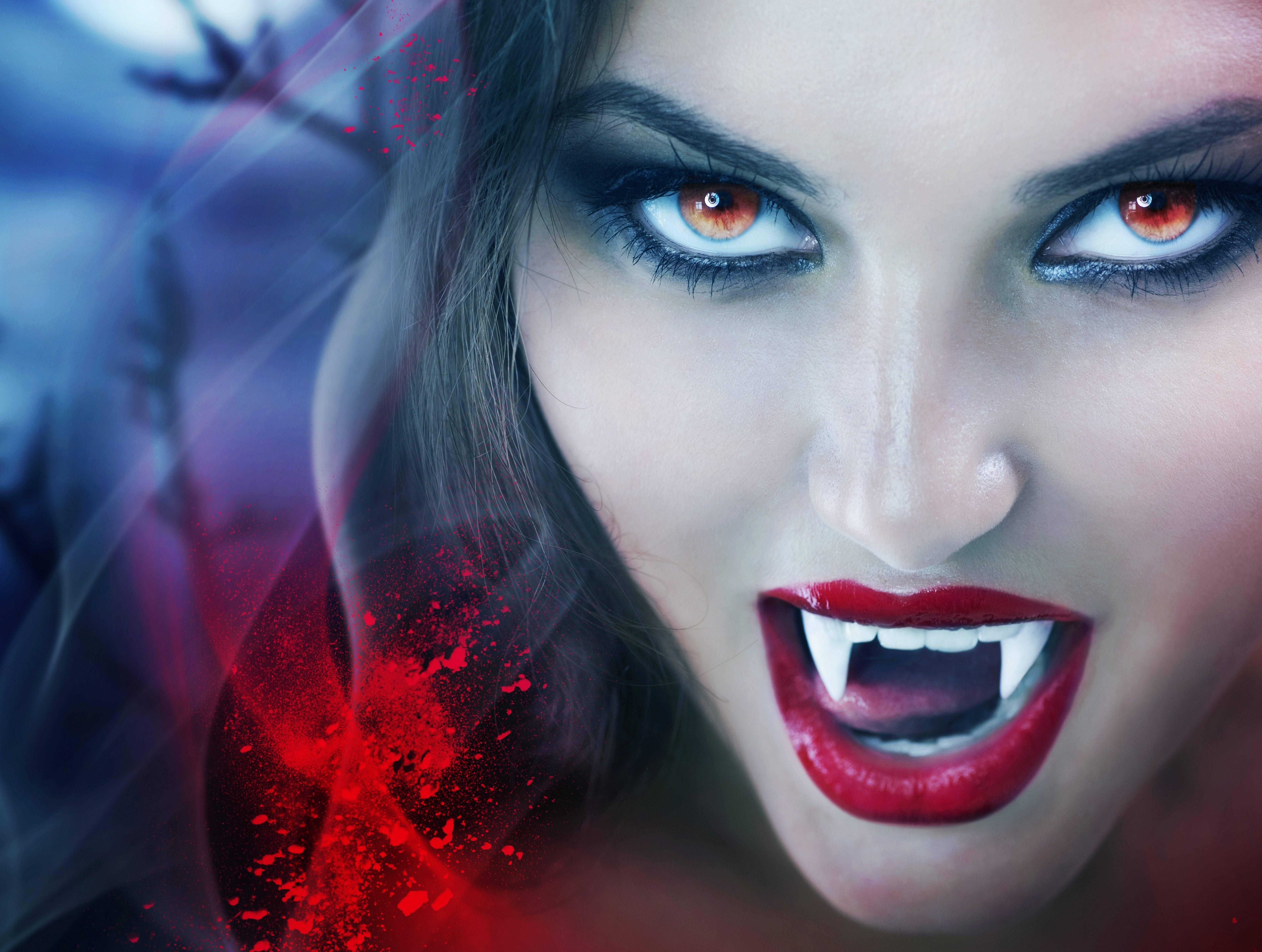 Вампиры. таланты, способности. внешний вид