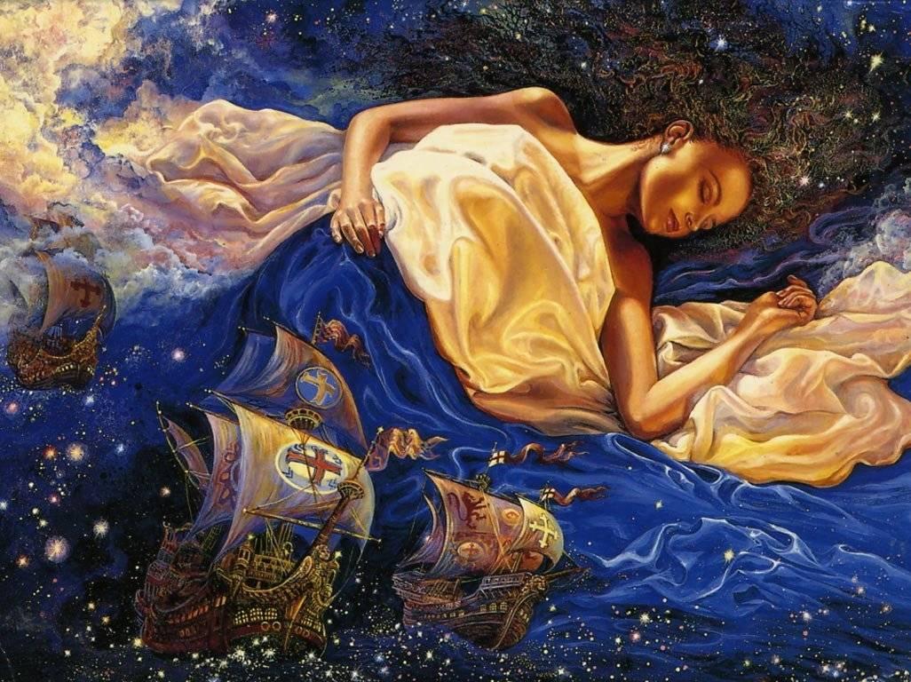 К чему снится озеро мужчине или женщине: толкования сонников