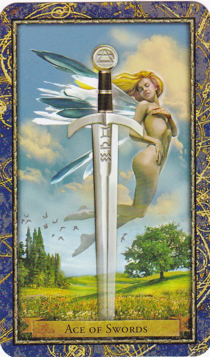 Значение карты таро — 5 мечей