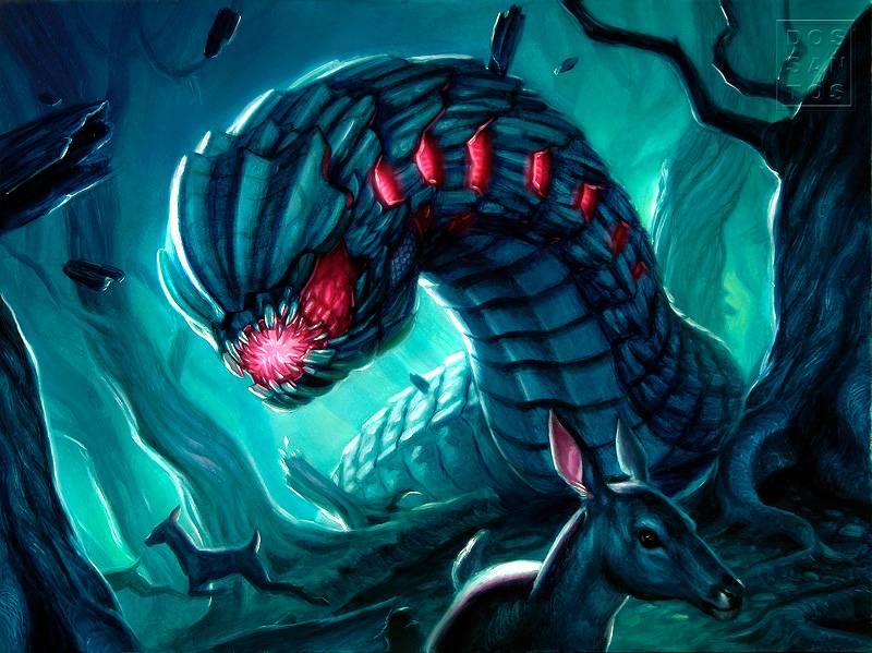 Ламбтонский червь - это... что такое ламбтонский червь?