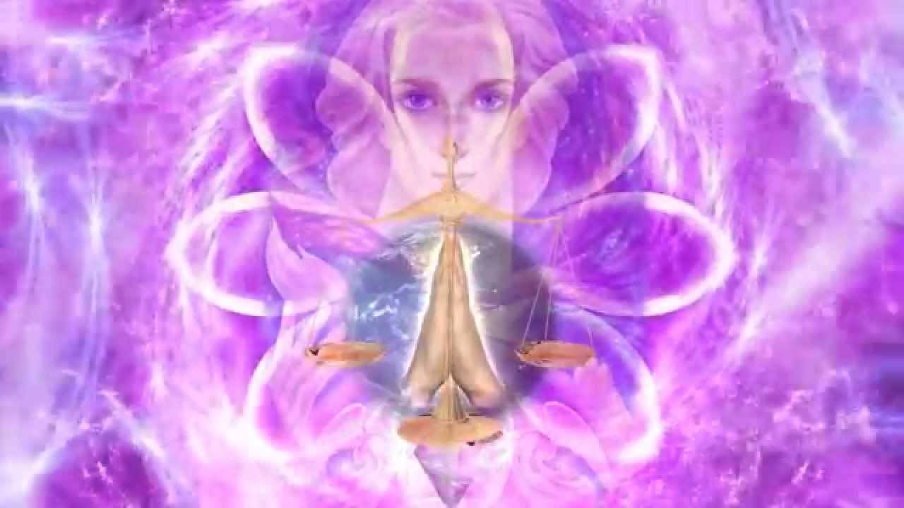 Архангел Задкиил — фиолетовое пламя, история, молитвы