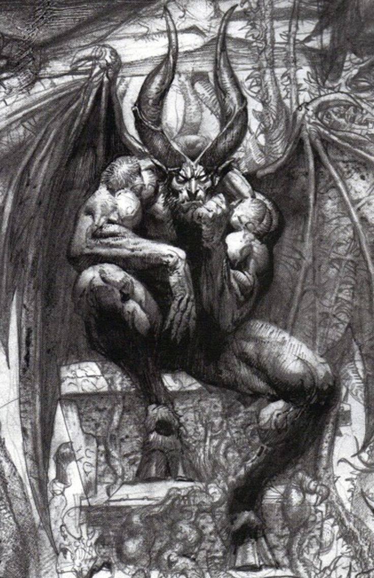 Признаки одержимости демонами — как выявить бесноватого