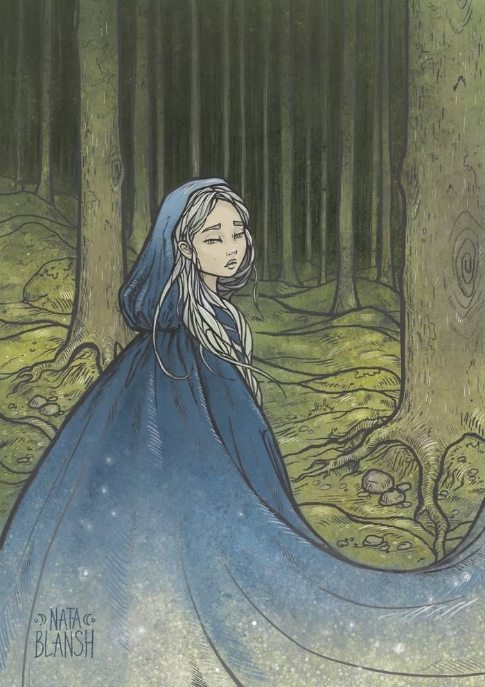 Фейри — сильная нечисть из скандинавской мифологии