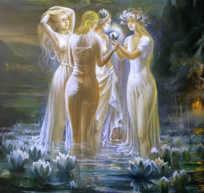 Богиня афродита - кто такая афродита в греческой мифологии?