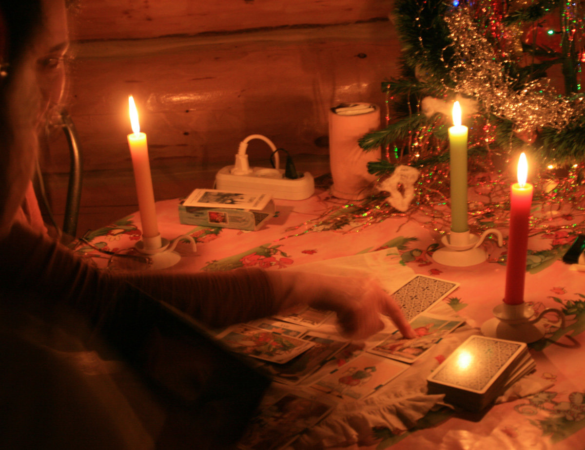 Сильные заговоры на рождество на достаток, успех и любовь
