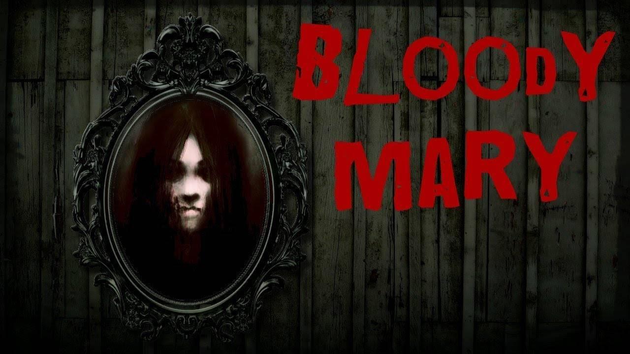 Вызов духов – кровавая мэри