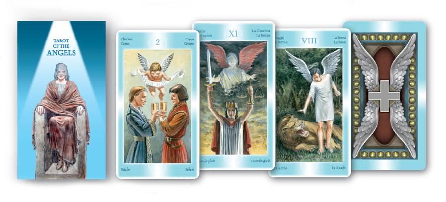 Таро ангелов хранителей и таро темных ангелов - значение и толкование карт