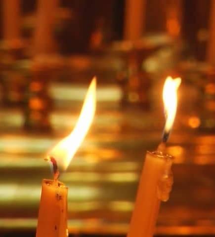 Мгновенный приворот на свечах