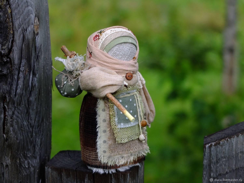 Кукла оберег подорожница – поможет найти путь обратно и принесет удачу в опасной дороге