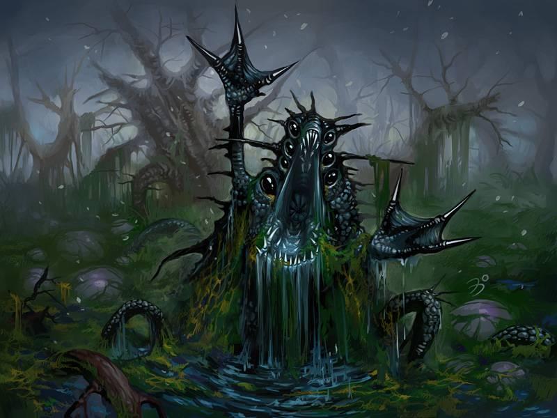 Ваал — один из самых кровавых богов и хитрый демон