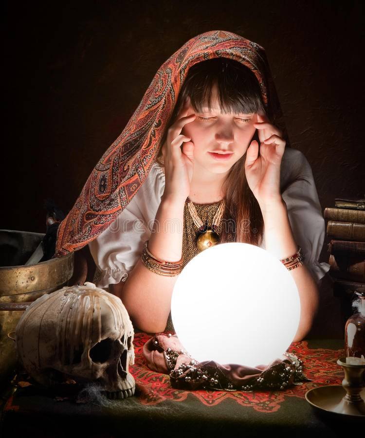 Магический шар и практика