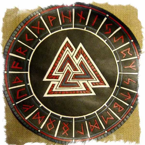 Валькнут - значение символа трех треугольников