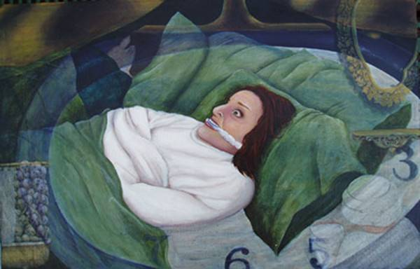 Как душит домовой симптомы. домовой душит во сне — почему так происходит
