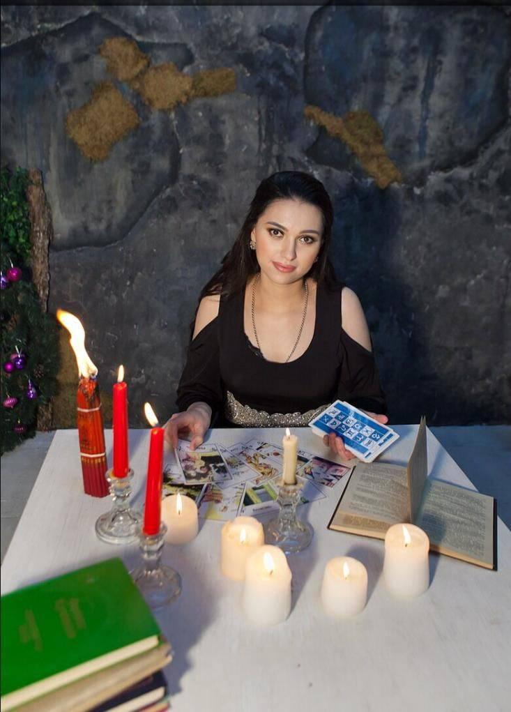 Инна Довгань — киевская ясновидящая и экстрасенс