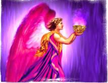 Архангел чамуил — ангелы любви и воплощение розового пламени, молитвы с подробным описанием