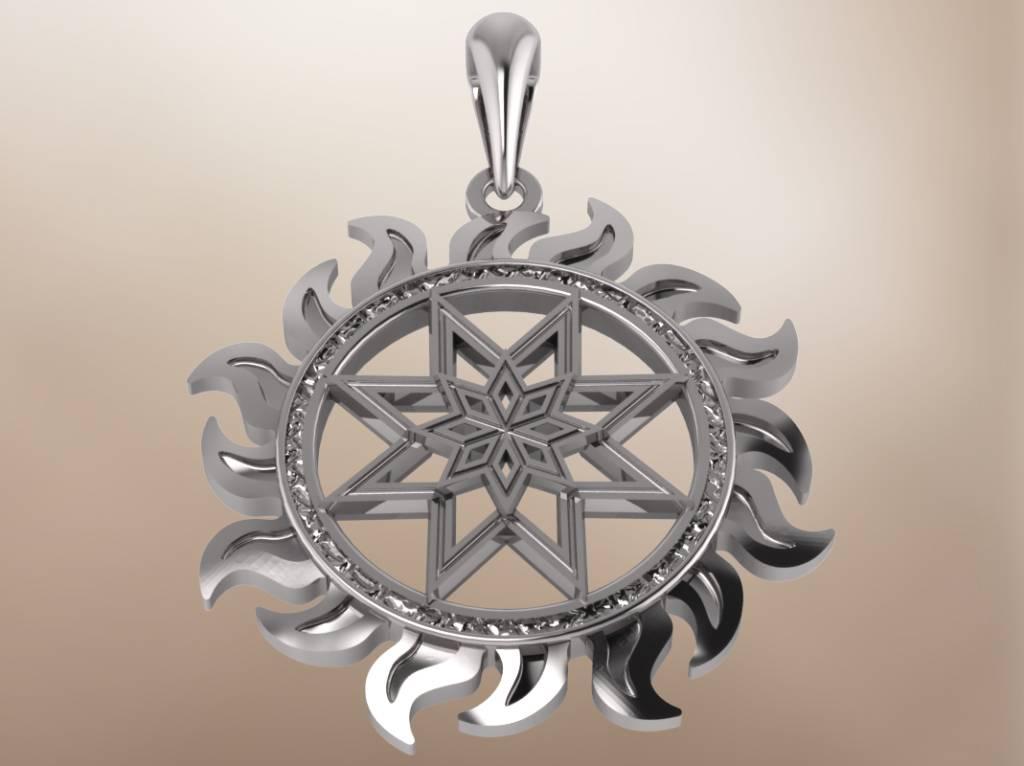 Оберег алатырь: значение восьмиконечного славянского символа, как активировать   всё про амулеты   яндекс дзен