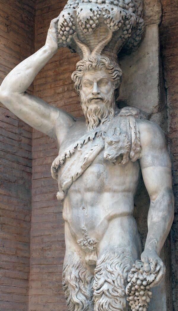 Важнейшие божества греческого пантеона. история древней греции