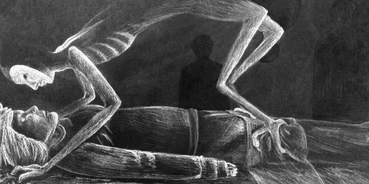 К чему снится домовой: женщине, девушке, домовой в виде мужчины во сне.