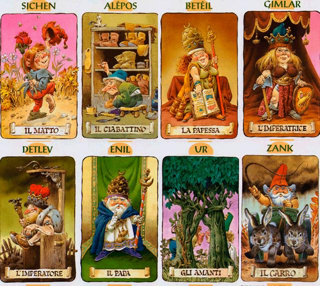 Обзор колоды таро ленорман: история создания, особенности, символы