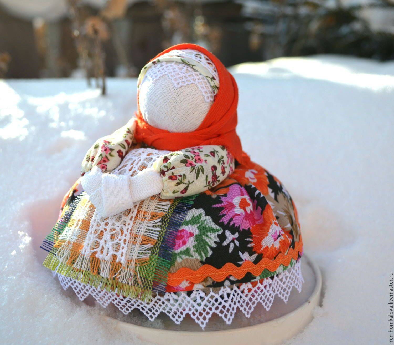 Кукла желанница — славянский оберег, исполняющий мечты
