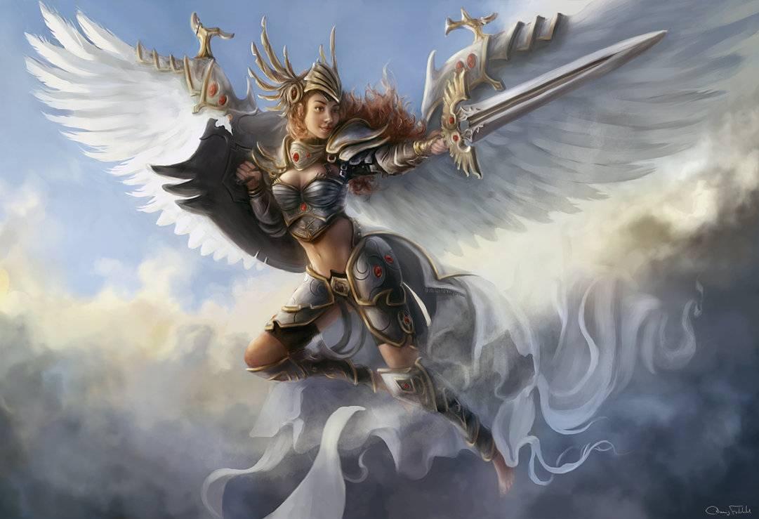 Боги и богини скандинавской мифологии