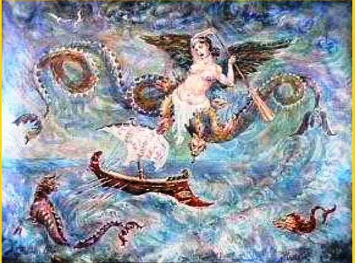 Легендарные герои греческих мифов