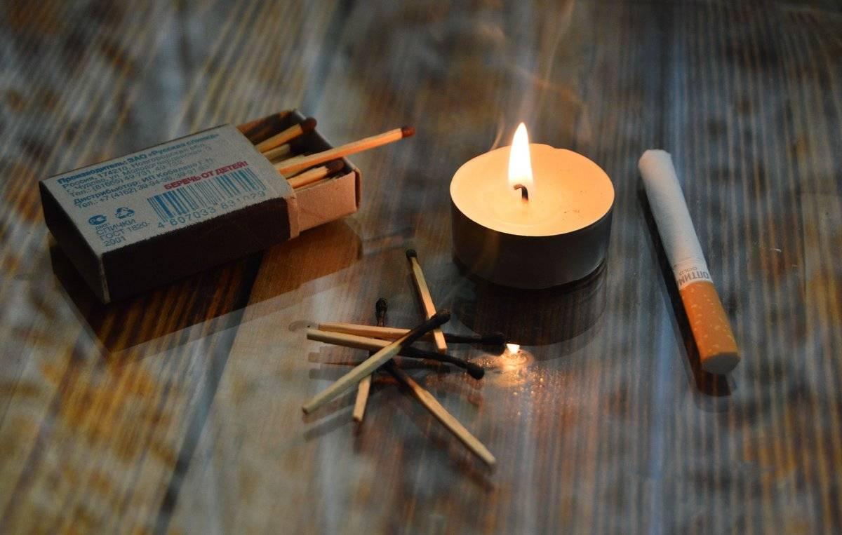 Приворот на сигарету – любовные привороты