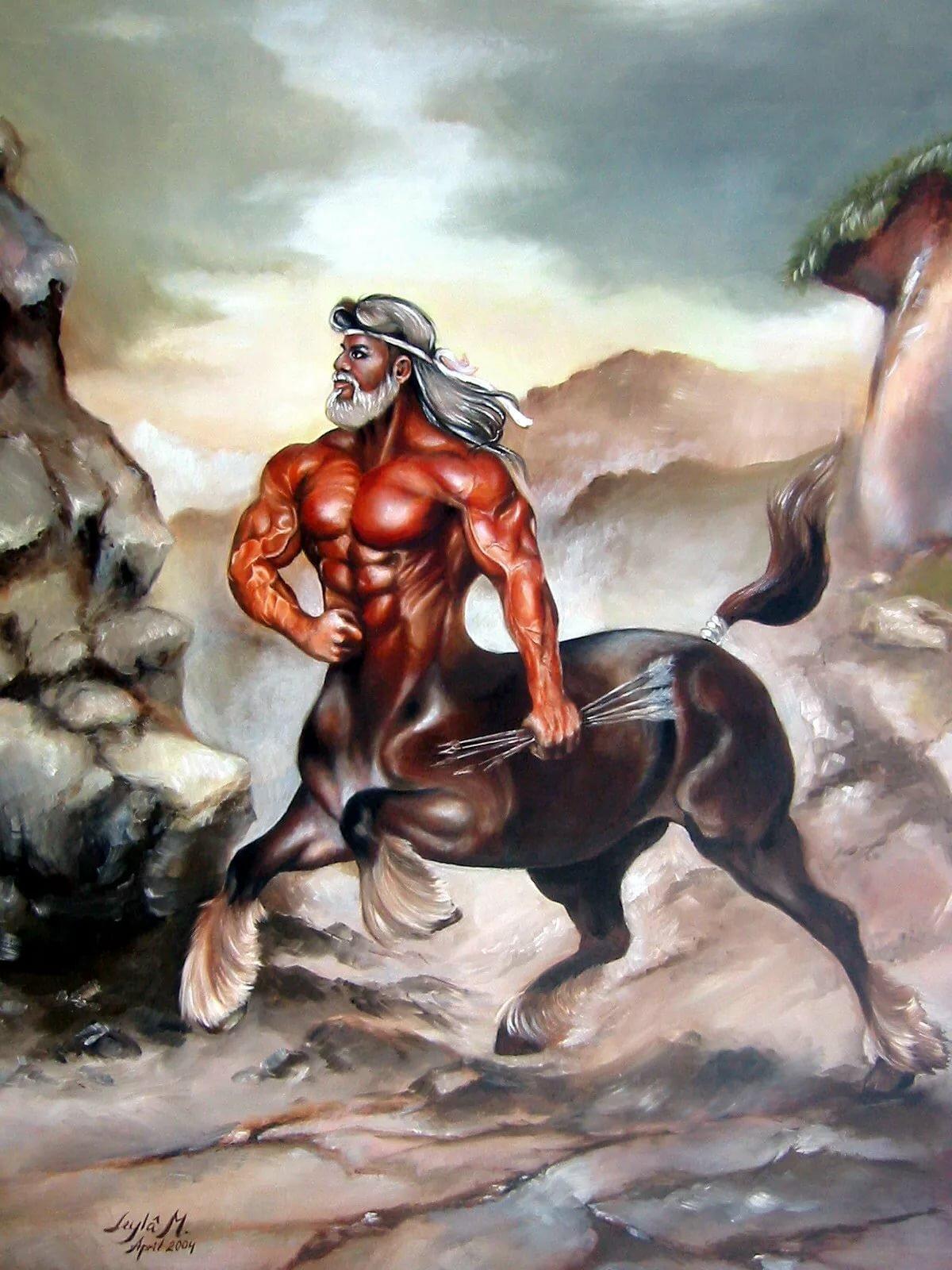 5.кентавры. полная энциклопедия мифологических существ. история. происхождение. магические свойства