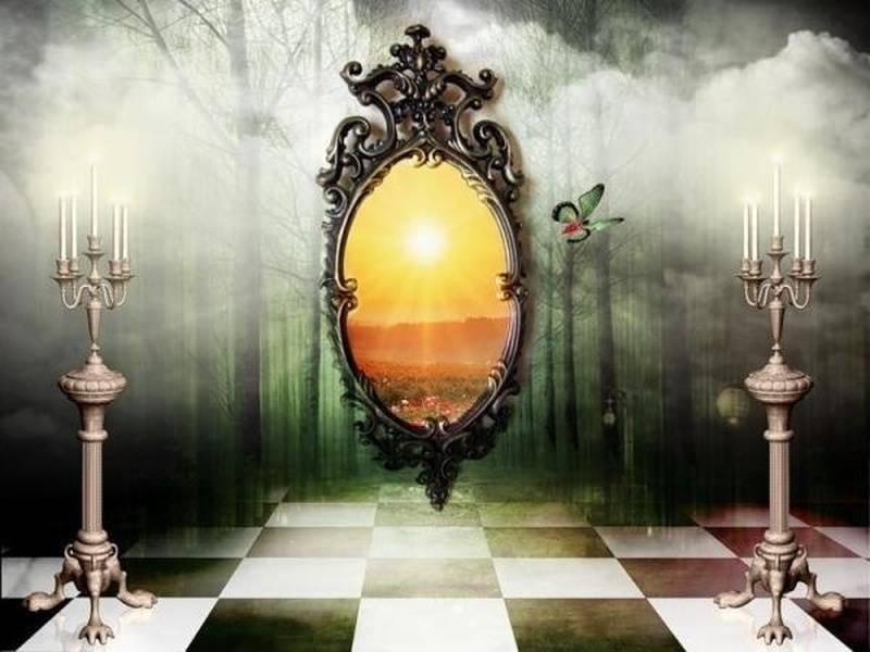 Магия зеркал – мир зазеркалья