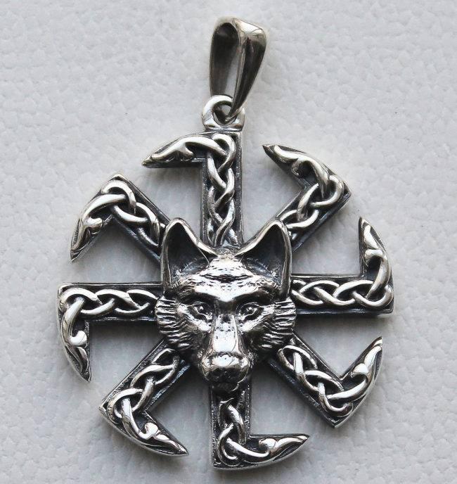 Волк - символ и тотем  | знаки и символы