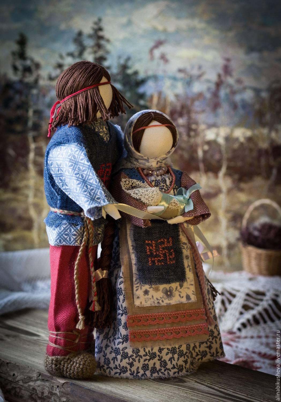 Кукла берегиня — хранительница домашнего очага: история, значение, мастер-класс