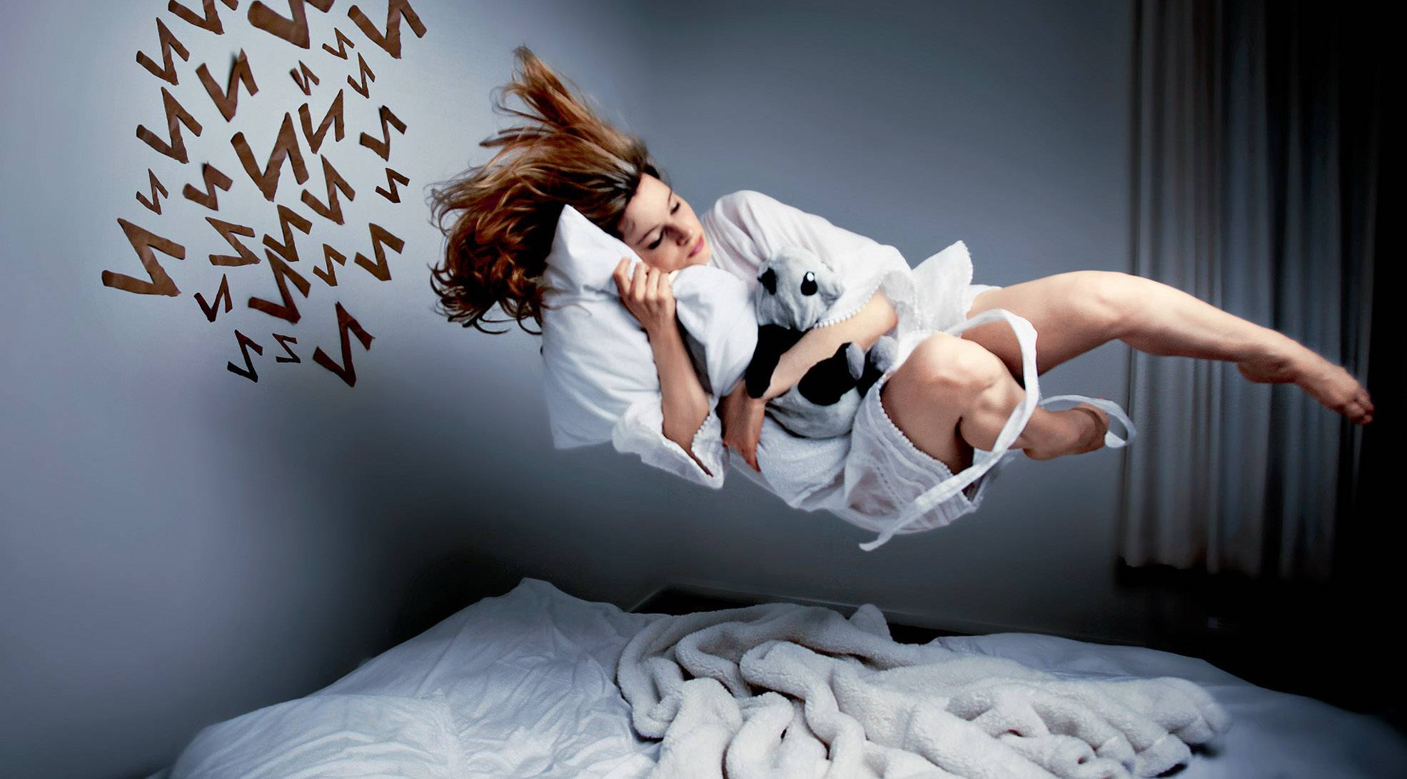Как вызвать осознанное сновидение?
