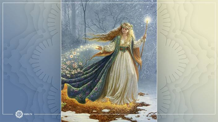 Богиня лада в славянской мифологии - её значение и символы