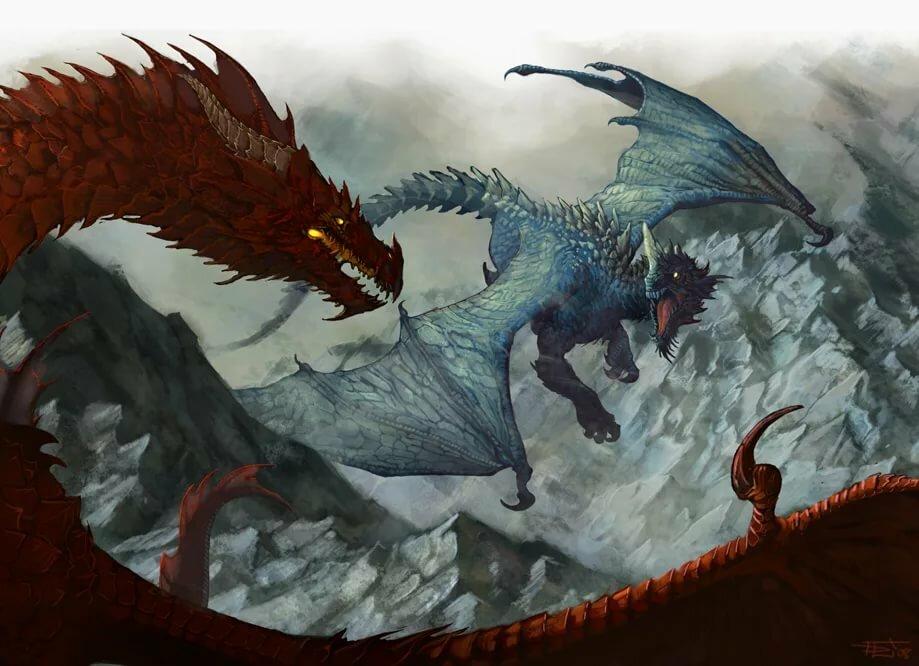 Айтварас — дракон из литовских легенд