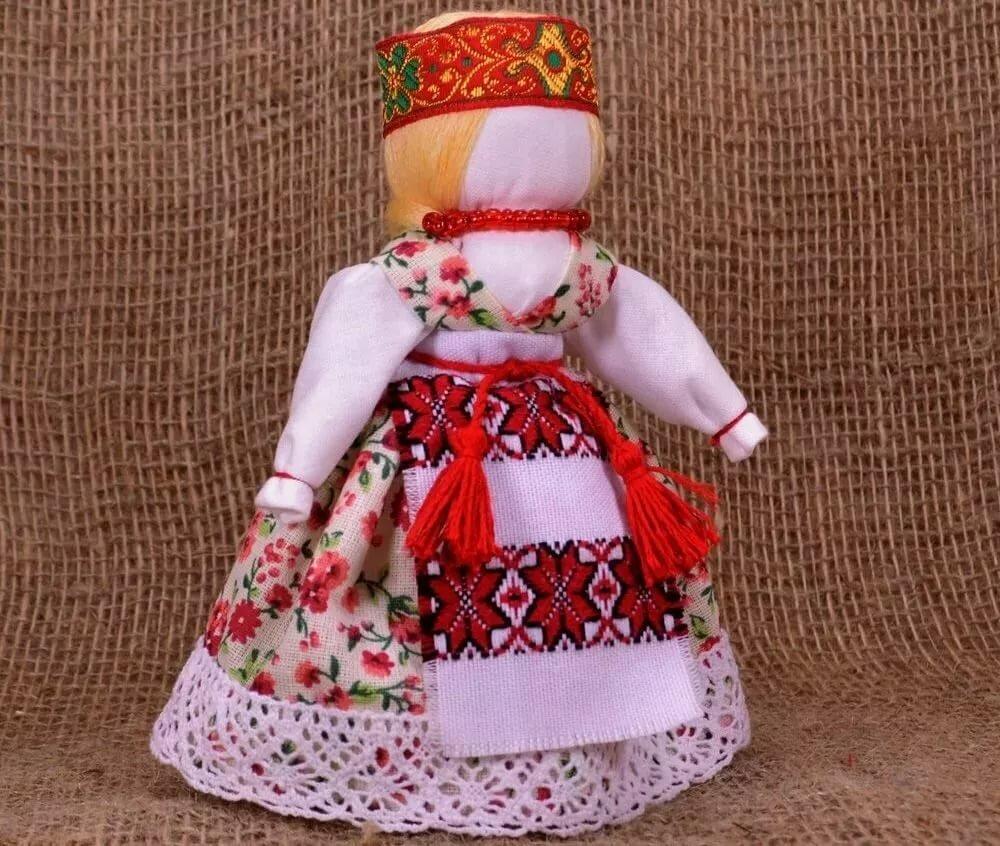 Кукла берегиня своими руками: мастер-класс по изготовлению