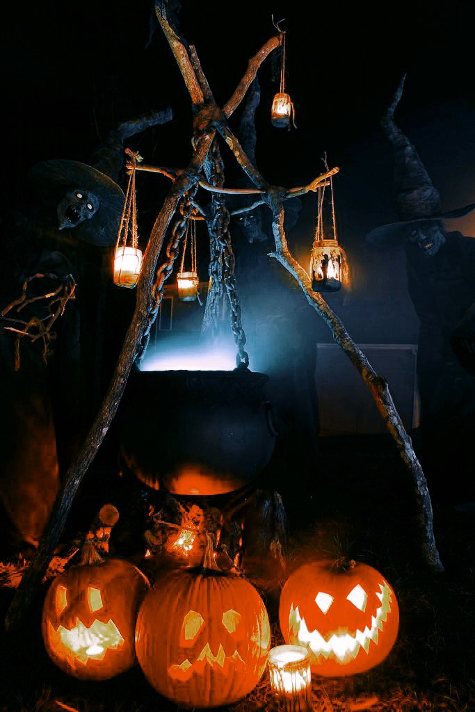 Ночь самайна — праздник кельтов и ведьм, его традиции, обряды и ритуалы