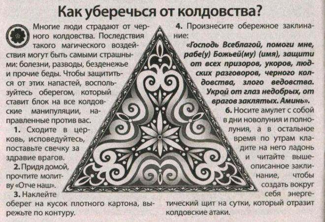 Заговоры и ритуалы цыганской магии