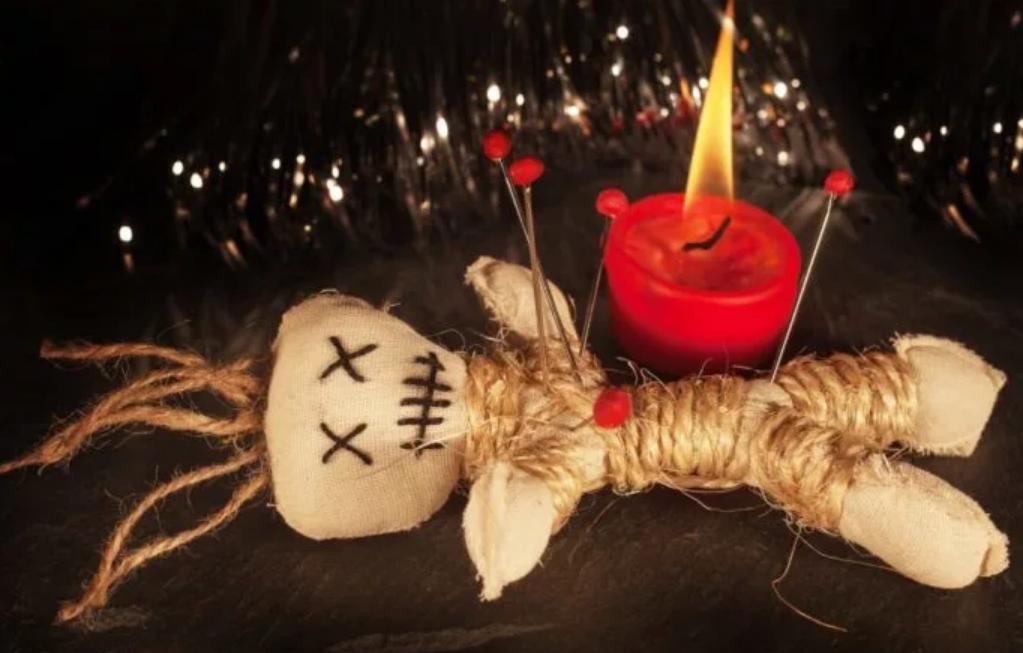 Магия вуду - практика ритуалов и заклинаний, кукла вуду своими руками