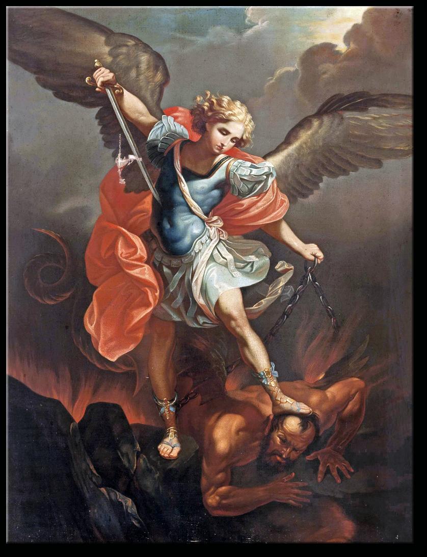 Архангел михаил — его история, чудеса и молитвы