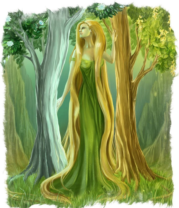 Leaf fairy aoba