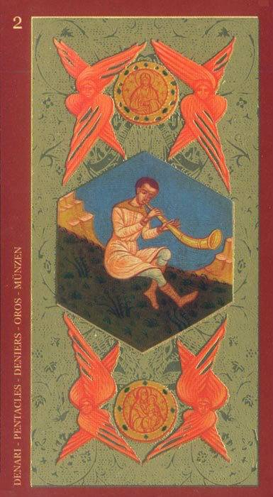 Таро босха: история создания, особенности, символы