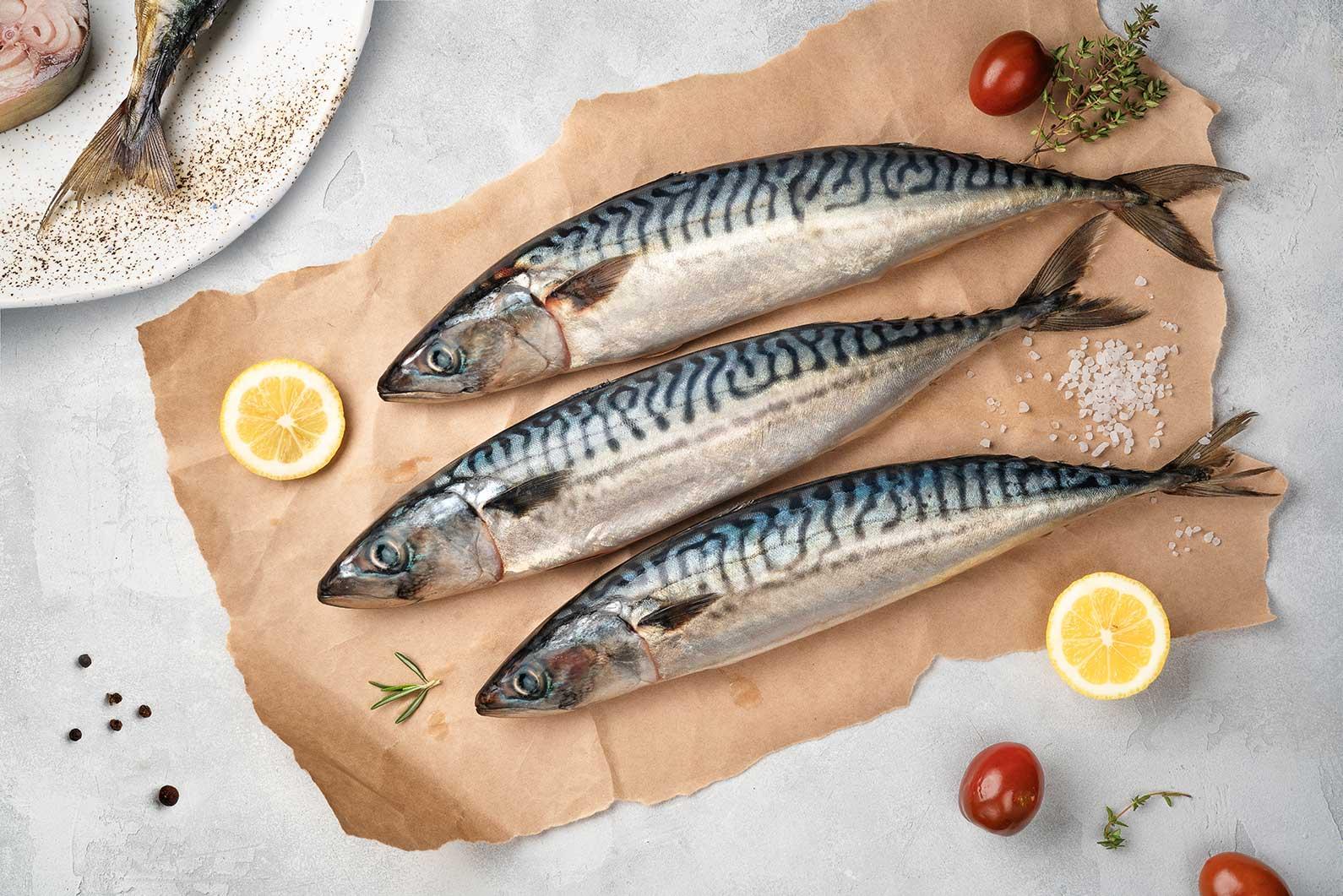 Соленая и копченая рыба
