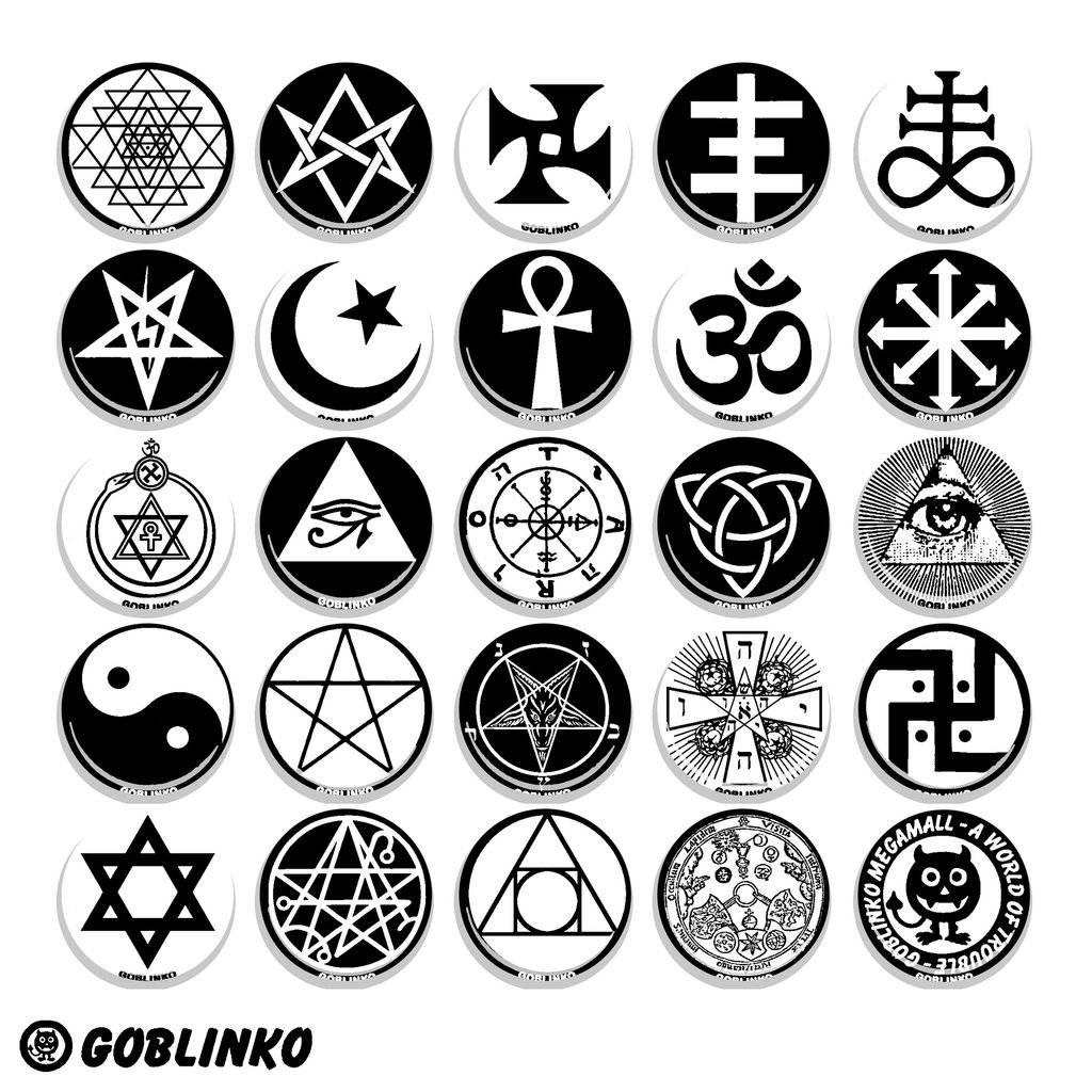 ᐉ значение оккультных символов в различных религиях. сильные магические знаки и символы, их значение - taromasters.ru