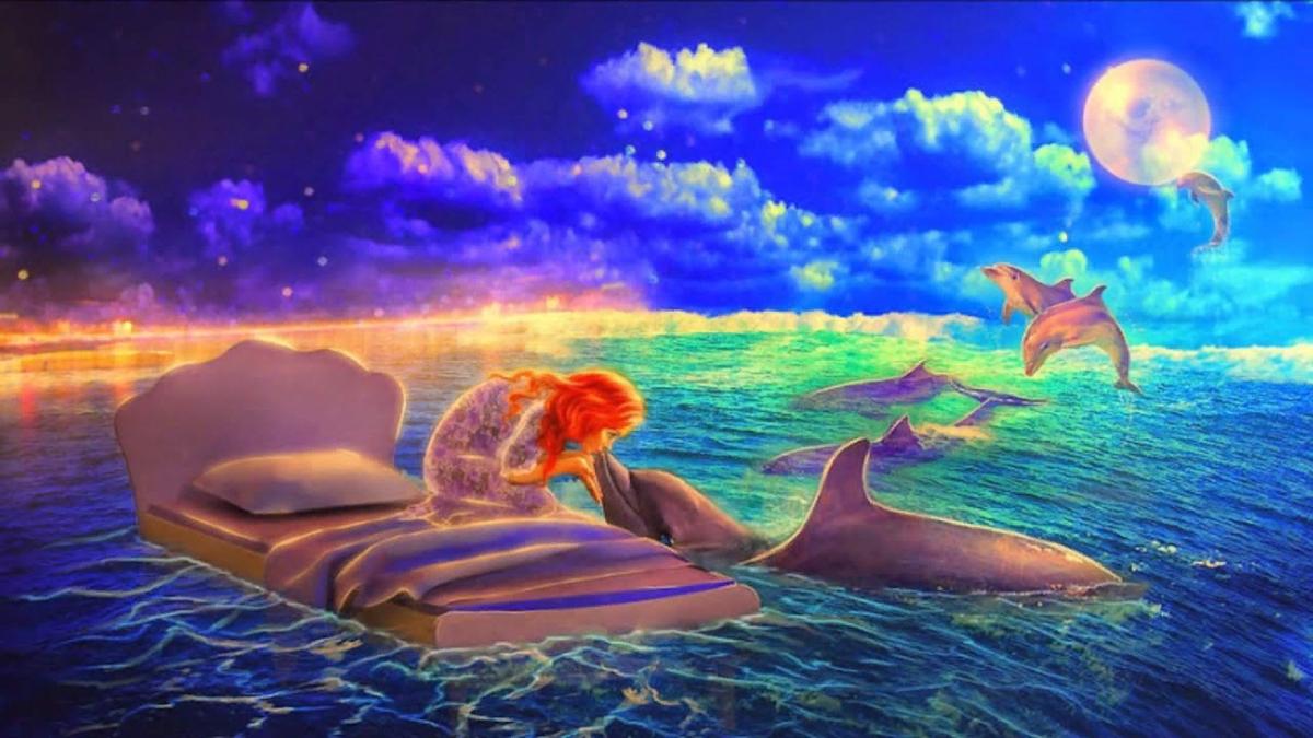 Сонник: океан